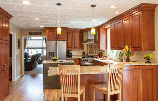 Chelmsford Ma Kitchen Remodel Dream Kitchens