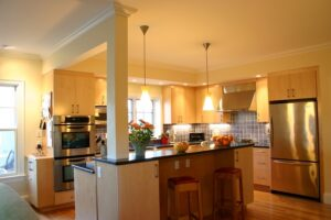 Contemporary Kitchen Concord MA