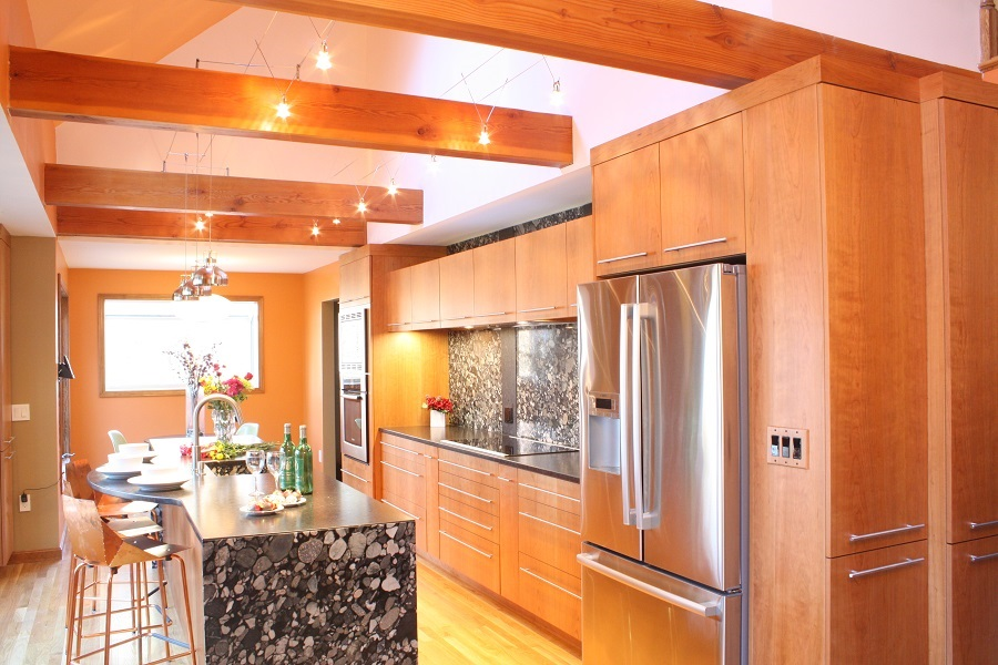 Contemporary Kitchen Nashua NH - Dream Kitchens