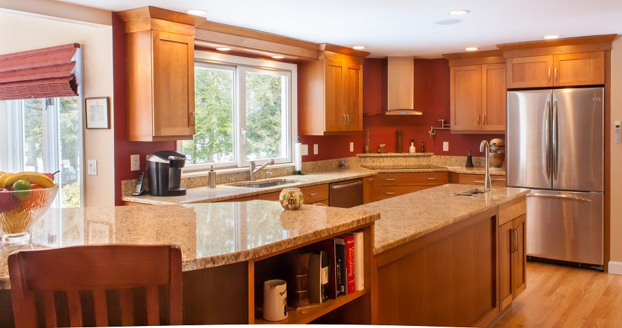 Before And After Chelmsford Ma Kitchen Dream Kitchens