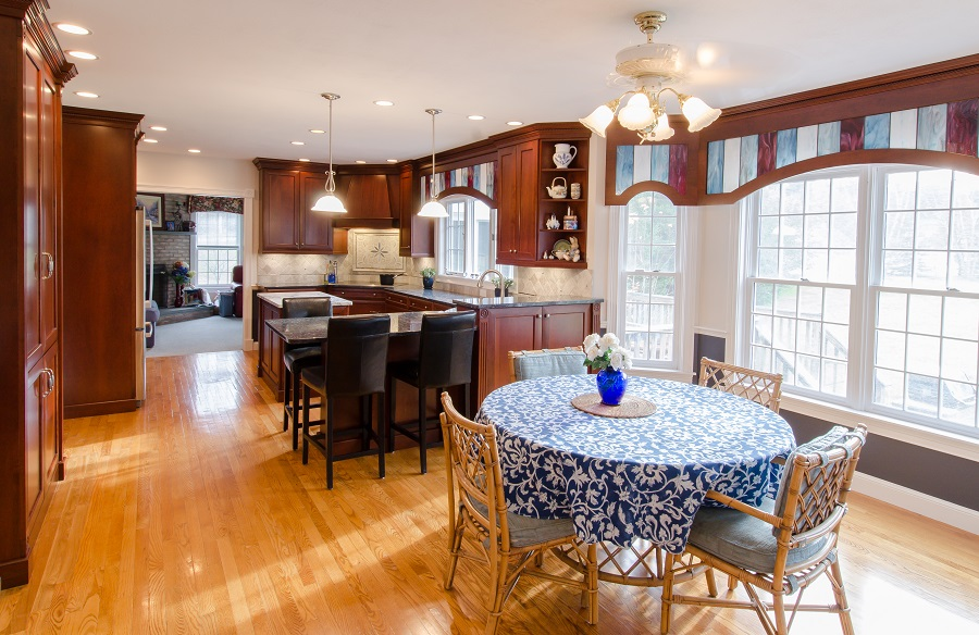 Before and After Kitchen Hollis NH – Dream Kitchens