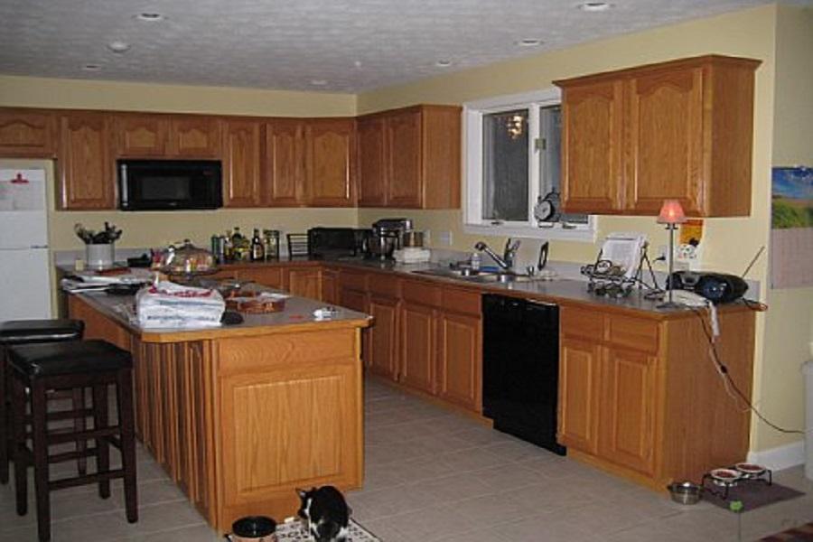 Kitchen Remodel Merrimack Nh