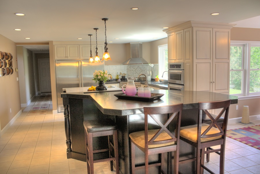 Before and After Kitchen Remodel Merrimack NH