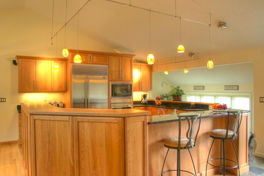 Before and After Windham NH Kitchen Remodel