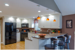 Peperell MA Kitchen Remodel
