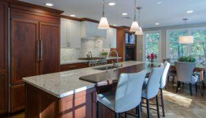 Lincoln MA Kitchen Remodel