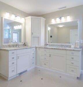 Carlisle MA Bathroom Remodel