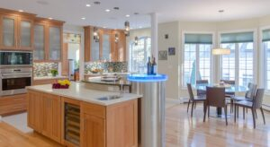 Westford MA Kitchen Remodel