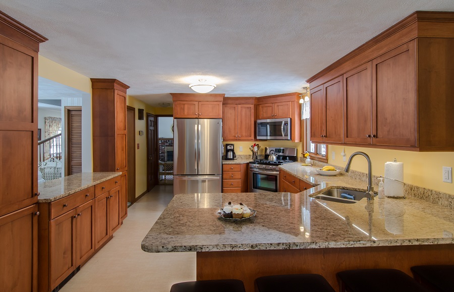 Kitchen Remodel In Acton Ma Dream Kitchens