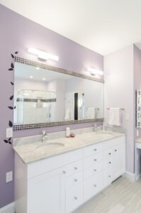 Bedford MA Bathroom Remodel