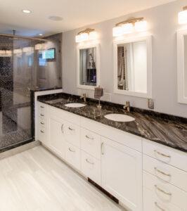 Acton MA Bathroom Remodel