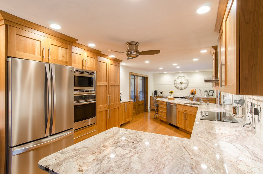 Billerica MA Kitchen Remodel
