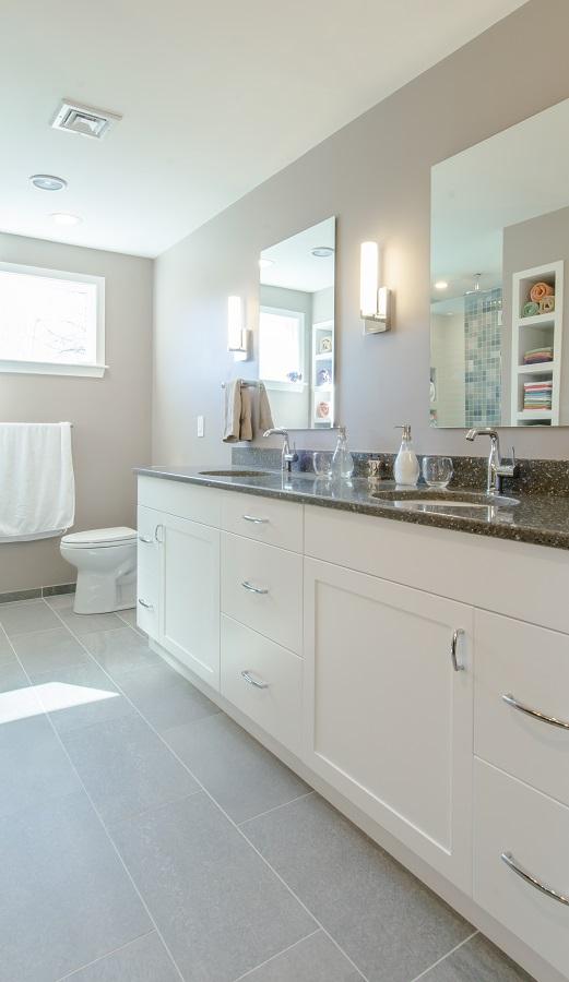 Winchester MA Master Bathroom