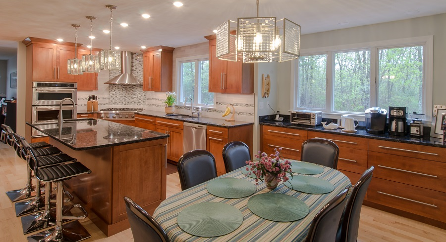 Kitchen Remodel N. Andover MA