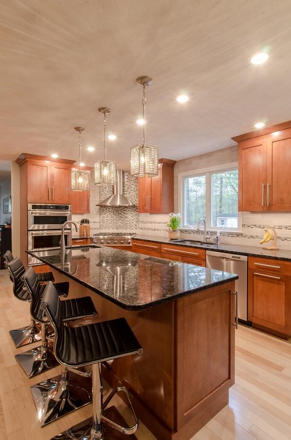Birch Kitchen Remodel