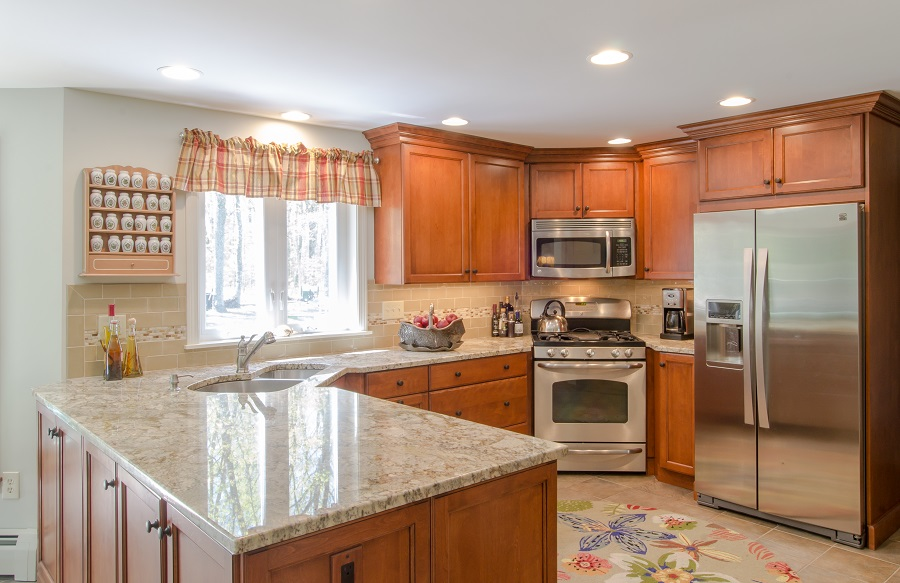 Kitchen Remodel Groton MA