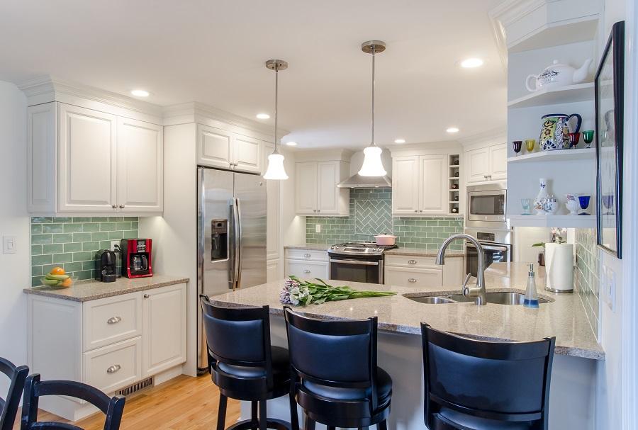 Canton MA Kitchen Remodel
