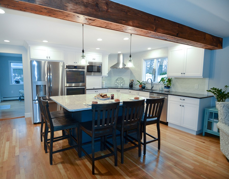 Kitchen Remodel, Reading MA