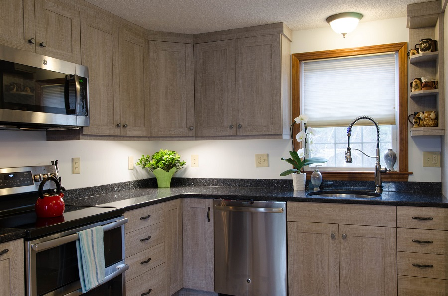 Driftwood Cabinetry Kitchen Remodel Hudson Nh Dream Kitchens