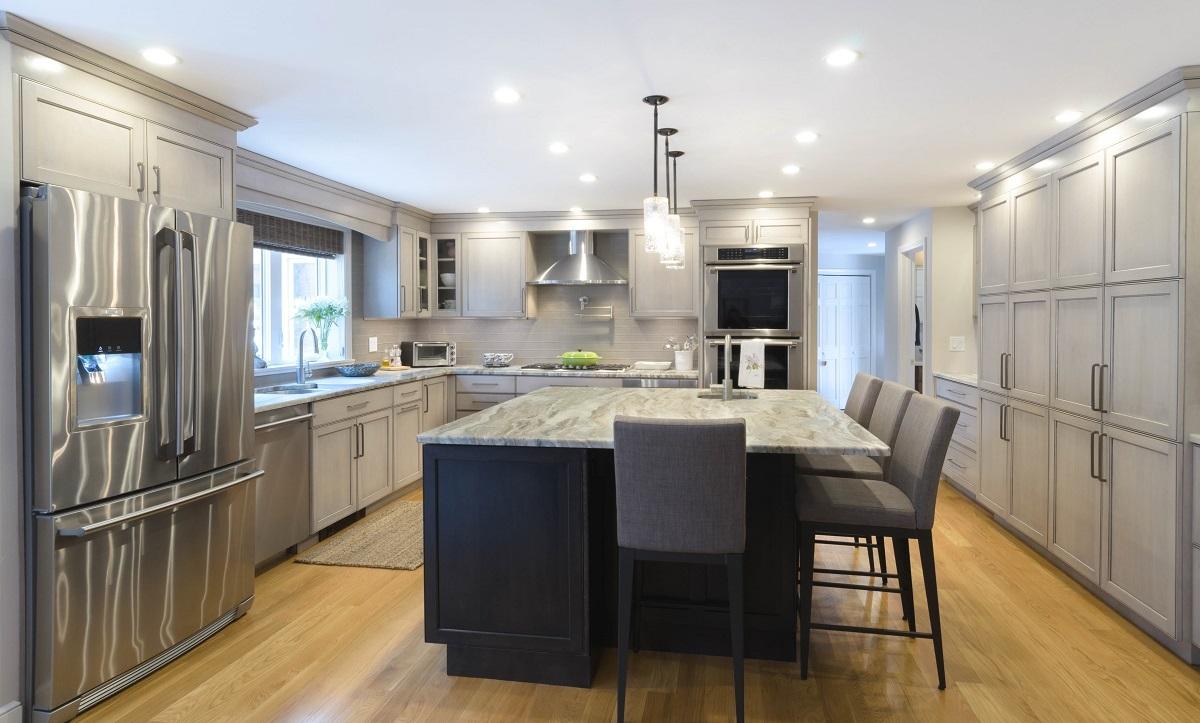 New kitchen design in groton ma